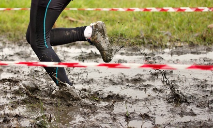 5K Mud Run for One, Two, or Four People on Saturday, September 12, from Wilderness Survival (Up to 76% Off)