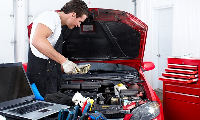 AME Automotive - Canning Vale: Major Car Service with Fuel Card - One ($69) or Two Services ($99) at AME Automotive (Up to $700 Value)