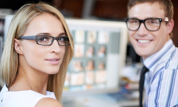 For Eyes Optical - Multiple Locations: $38 for $250 Toward Designer Prescription Eyeglasses with Toughlites Lenses at For Eyes Optical