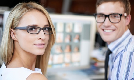 85% Off Prescription Eyeglasses