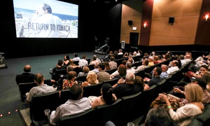 Coral Gables Art Cinema: Admission, a Small Popcorn, and a Fountain Drink for Two or Four at the Coral Gables Art Cinema (Up to 38% Off)