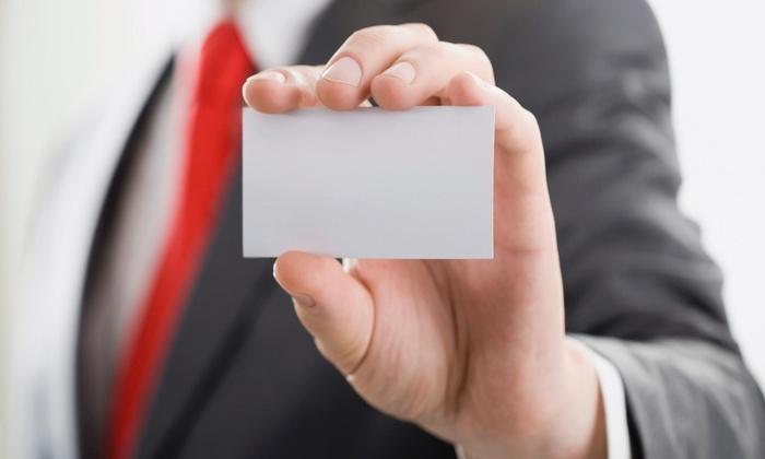 Mr Printing - design print for less - Glencliff: 1000 Custom Business Cards at Mr Printing - design print for less (55% Off)