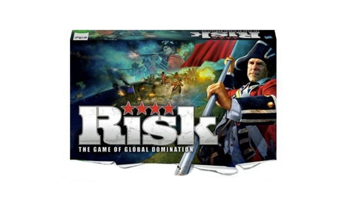 Maziply Toys & Collectibles - In-Store Pickup: $19.99 for Hasbro Risk Board Game with In-Store Pickup at Maziply Toys & Collectibles ($22.99 Value)