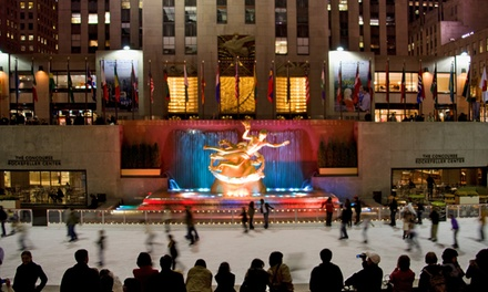 Stay at The Jewel Facing Rockefeller Center in New York, with Dates into May