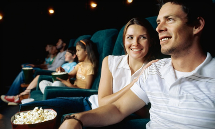 Island Cinemas - Mastic: $15 for a Movie and Popcorn Package for Two at Island Cinemas in Mastic ($31 Value)