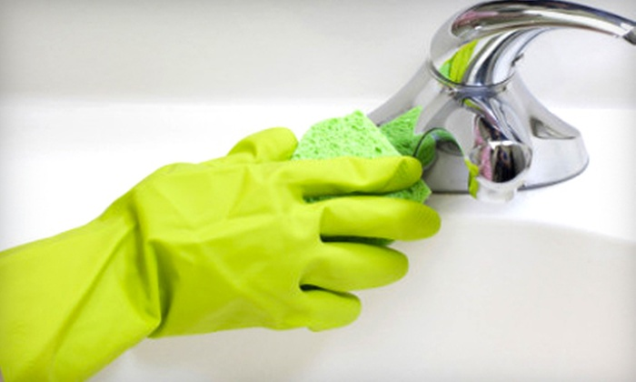 Mr. Squeaky - Roanoke: One, Three, or Five Two-Hour House-Cleaning Sessions from Mr. Squeaky (Up to 63% Off)