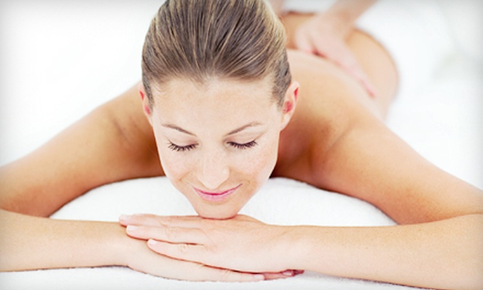 LaSpina - Thorndale: 60-Minute Massage or a Spa Package with Massage, Facial, and Manicure at LaSpina in Thorndale (Up to 59% Off)