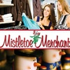 $8 for Tickets to Mistletoe Merchants