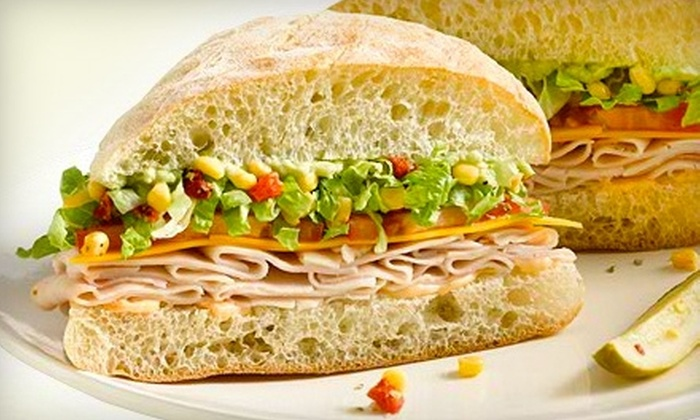 Spicy Pickle - Henderson: $5 for $10 Worth of Sandwiches, Soups, and Salads at Spicy Pickle