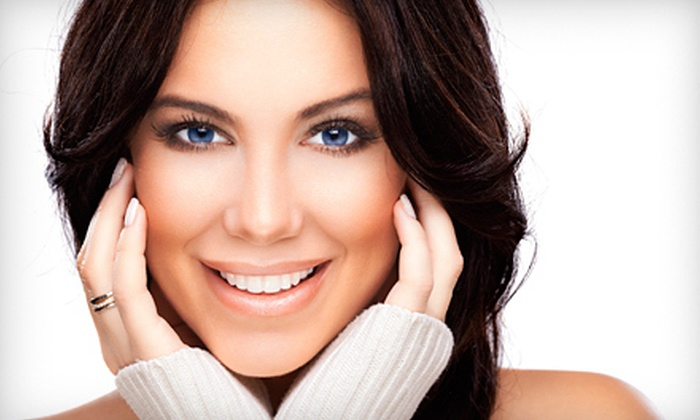 New Concepts Med Spa - Upper Providence: One or Two Pixel Perfect Laser Skin-Resurfacing Treatments at New Concepts Med Spa in Oaks (65% Off)