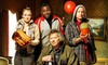 """""""A Behanding in Spokane"""" by Ground Zero Theatre and Hit & Myth  - Downtown: Theatre Outing to See """"A Behanding in Spokane"""" at Vertigo Theatre Centre (Up to $33 Value). Three Dates Available."""