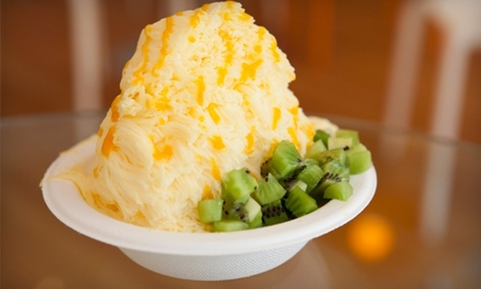 Cloud 9 - Lakeview: $5 for $10 Worth of Frozen Treats and More at Cloud 9