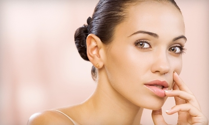The Rendezvous Spa - Houston: $49 for 10 Deep Penetrating Light Photo-Rejuvenation Facial Treatments at The Rendezvous Spa ($100 Value)