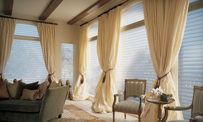 Eddie Z's Blinds and Drapery - Loves Park: $99 for $225 Worth of Window Coverings at Eddie Z's Blinds and Drapery