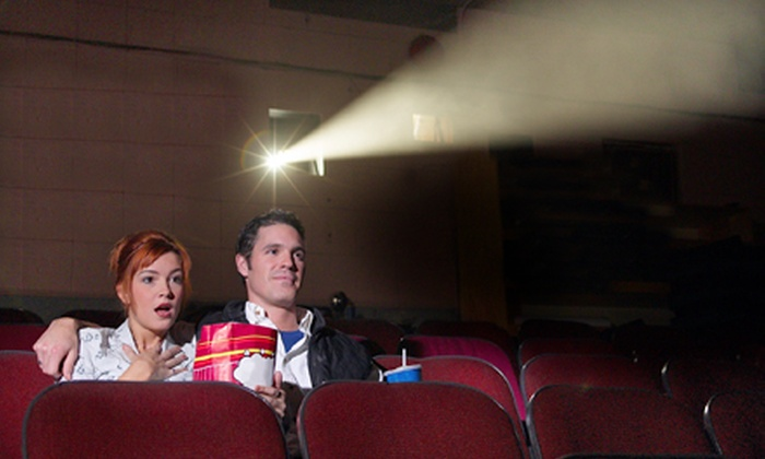 Bluelight Cinemas - Cupertino: $79 for 10 Movie Outings with Popcorn and Drink and a $60 Gift Card at Bluelight Cinemas ($215 Value)