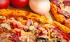 Uncle Vito's Too - P.O.E.T: Pizza Dinner for Two or Four Sunday–Thursday or Friday or Saturday at Uncle Vito's Too in Fort Collins (Up to 62% Off)