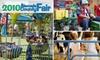Alameda County Fair - Pleasanton: $5 for One Adult Admission to Alameda County Fair
