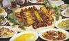 Alborz - North Shoal Creek: $10 for $20 Worth of Fare at Alborz Persian Cuisine