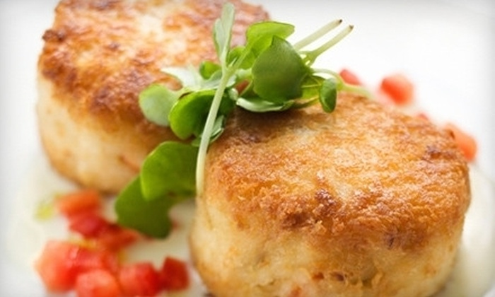 Bistro 324 at The Renaissance Room - London Bridge: $20 for $40 Worth of European Fare at Bistro 324 at The Renaissance Room in Virginia Beach
