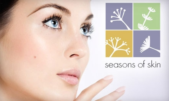 Seasons of Skin - Santa Rosa: $35 for $70 Worth of Skincare Services at Seasons of Skin