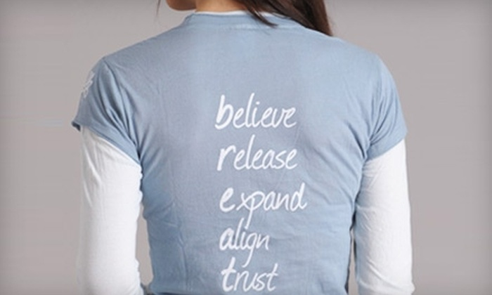 Chewylou Designs: $15 for $30 Worth of Inspirational Sportswear at Chewylou Designs