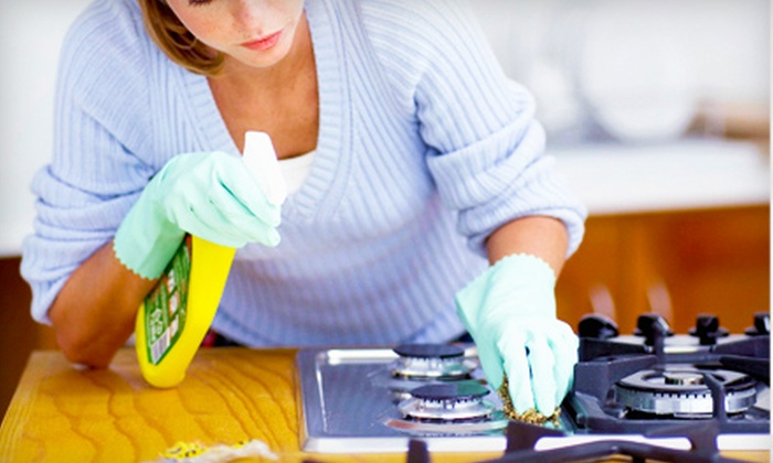 Caveman Cleaning - Fenton: $49 for Two Hours of Eco-Friendly Housecleaning, Including Kitchen Deep Cleaning,  from Caveman Cleaning ($100 Value)