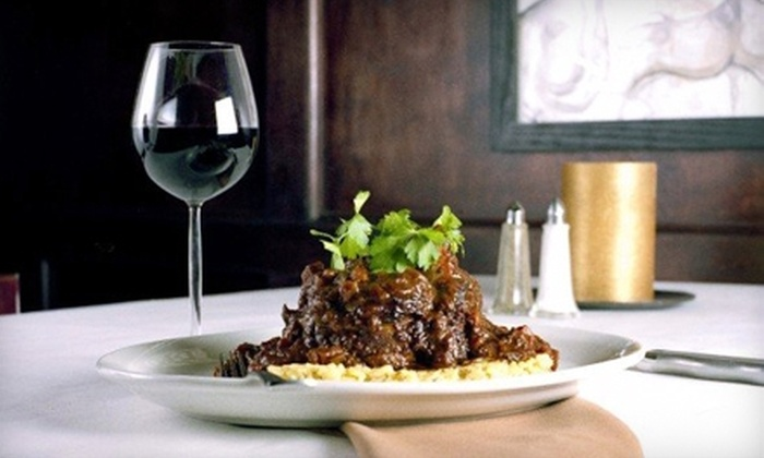 Café Bionda - South Loop: $25 for $50 Worth of Authentic Italian Cuisine at Café Bionda