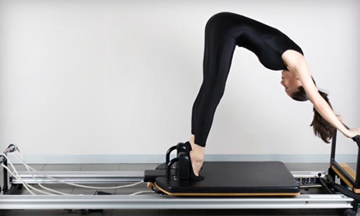 Joy of Movement Pilates & Gyrotonic Studio - Aptos: $40 for Three Pilates Reformer Classes at Joy of Movement Pilates & Gyrotonic Studio ($105 Value)