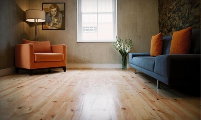 Santilli Flooring - Core-Columbia: $50 for $125 Toward Flooring Materials and Installation from Santilli Flooring