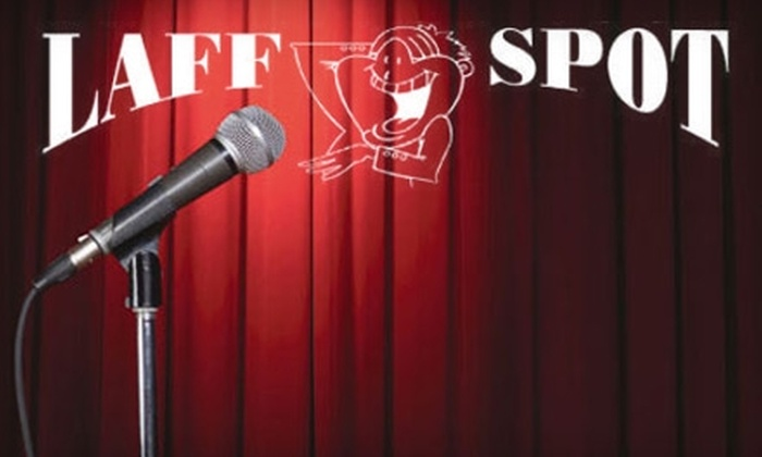 Laff Spot Comedy Club - Sterling Gate Estates: $15 for Two Tickets to an Upcoming Show at the Laff Spot Comedy Club ($30 Value)