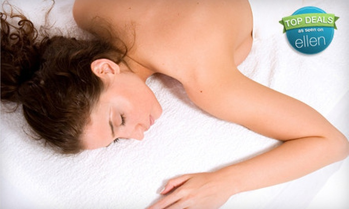 Helle - Georgetown: $69 for 60-Minute Facial, Body Scrub, and Take-Home Samples at Helle ($155 Value)