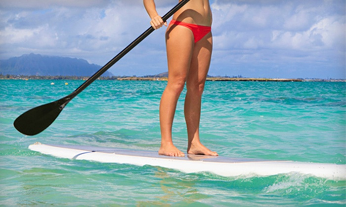 Palm Beach Paddleboards - Boynton Beach: $29 for a 2.5-Hour Standup-Paddleboarding Rental for Two from Palm Beach Paddleboards at Boynton Beach ($60 Value)