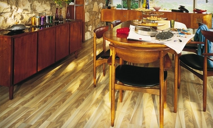 Carpet One Floor & Home  - Multiple Locations: $49 for $100 Worth of Flooring from Carpet One Floor & Home
