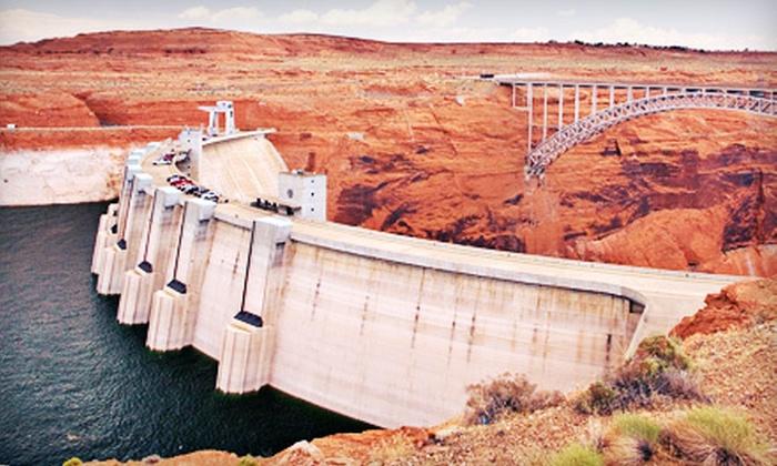 Hoover Dam Tour Company - Grand Canyon Tour & Travel: $29 for a Hoover Dam Premium Express Bus Tour from Hoover Dam Tour Company in Las Vegas ($59.99 Value)