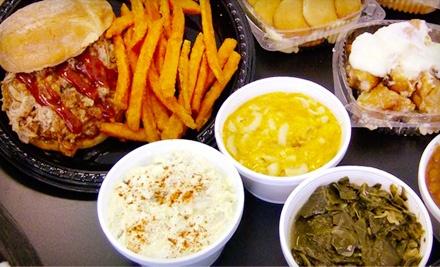 TC's Rib Crib: $12 Groupon for Lunch - TCs Rib Crib in Las Vegas