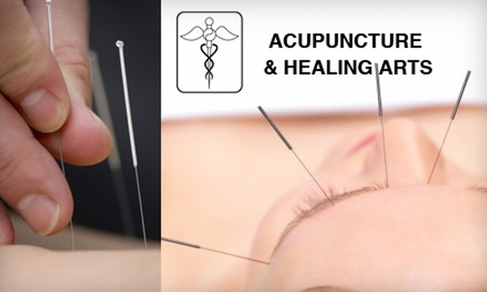Acupuncture and Healing Arts  - Memphis: $35 for a Two-Hour Evaluation and Treatment at Acupuncture and Healing Arts
