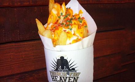 French Fry Heaven - French Fry Heaven in Jacksonville