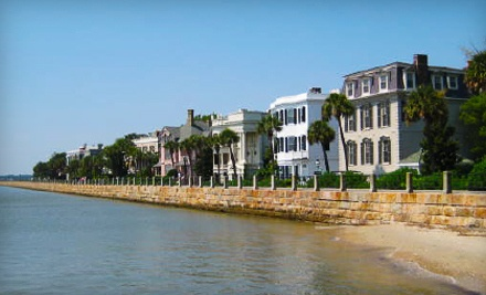 Ghost-Hunt Walking Tour for Two (a $34 value) - Colonial Walking Tours in Charleston