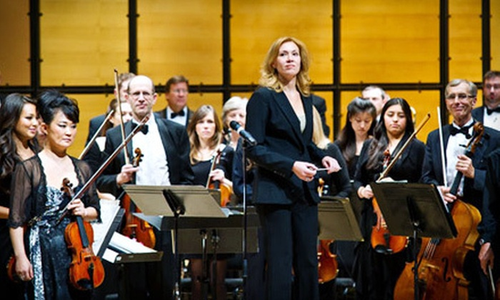 """""""Winter Tales"""" presented by Orchestra Toronto - George Weston Recital Hall at the Toronto Centre for the Arts: One Ticket to See Orchestra Toronto at the Toronto Centre for the Arts on Sunday, February 26 at 3 p.m. (Up to $44.75 Value)"""