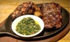 Up to 77% Off Argentine Dinner at Alma 33