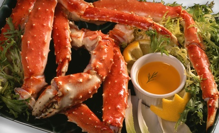 $30 Groupon to Dang! Crabs and 2 Drinks (up to a $10 value; up to a total value of $40) - Dang! Crabs in Garden Grove