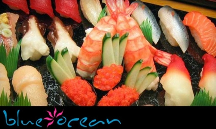 Blue Ocean - Ravenswood: $15 for $30 Worth of Japanese Fare at Blue Ocean