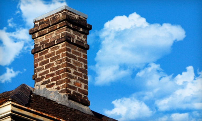 Quality Service Company - Quality Service Company: Chimney-Cleaning with Fireplace Cleaning or Christmas-Light Installation from Quality Service Company (Up to 60% Off). Two Options Available.