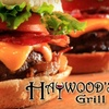 $10 for Fare at Haywood's Grill