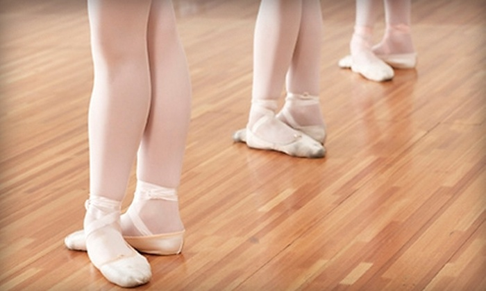 On Stage School of Dance, Inc - High Point: $20 for Six Dance Classes at On Stage School of Dance, Inc in High Point ($60 Value)