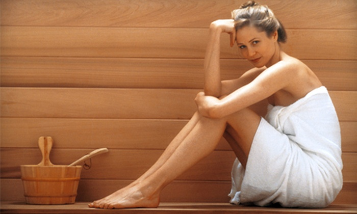 Optimum Health Clinic - San Rafael: $20 for Infrared-Sauna Session at Optimum Health Clinic in San Rafael ($40 Value)