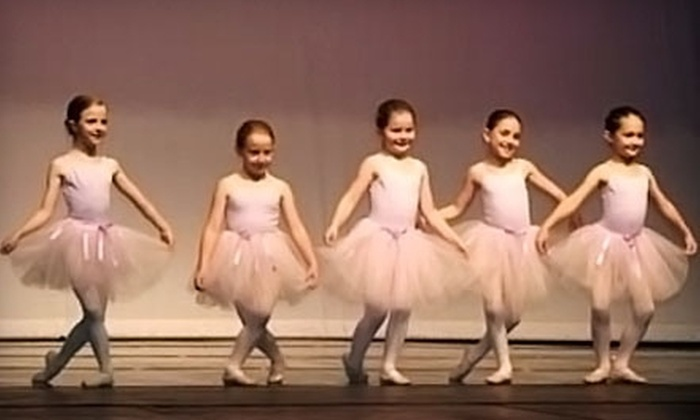 Heritage Ballet - Lincoln: Ballet and Jazz Dance Classes at Heritage Ballet in Lincoln. Seven Options Available.