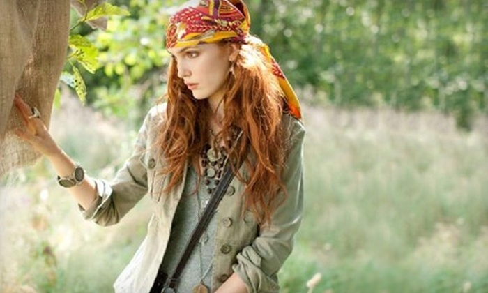 Lolly's Fashion Lounge - Chilliwack: $25 for $50 Worth of Clothing and Accessories at Lolly's Fashion Lounge