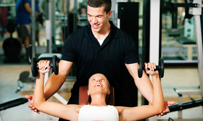 Health and Fitness Centers of Northwestern Lake Forest Hospital - Multiple Locations: Three One-Day or 30-Day Guest Pass to Health and Fitness Center of Northwestern Lake Forest Hospital