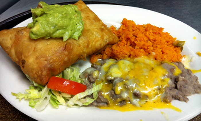 El Charro - Cocoa: Mexican Dinner and Drinks for Two, Four, or Six People at El Charro in Cocoa